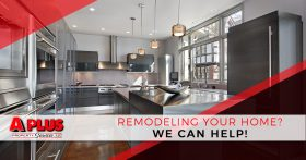 Remodeling Your Home? We Can Help!
